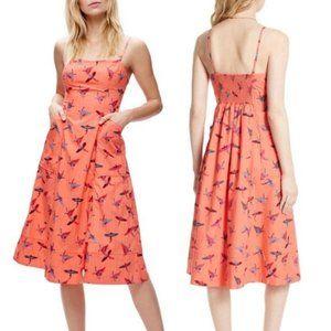 Free People Parrott Dress Size 4